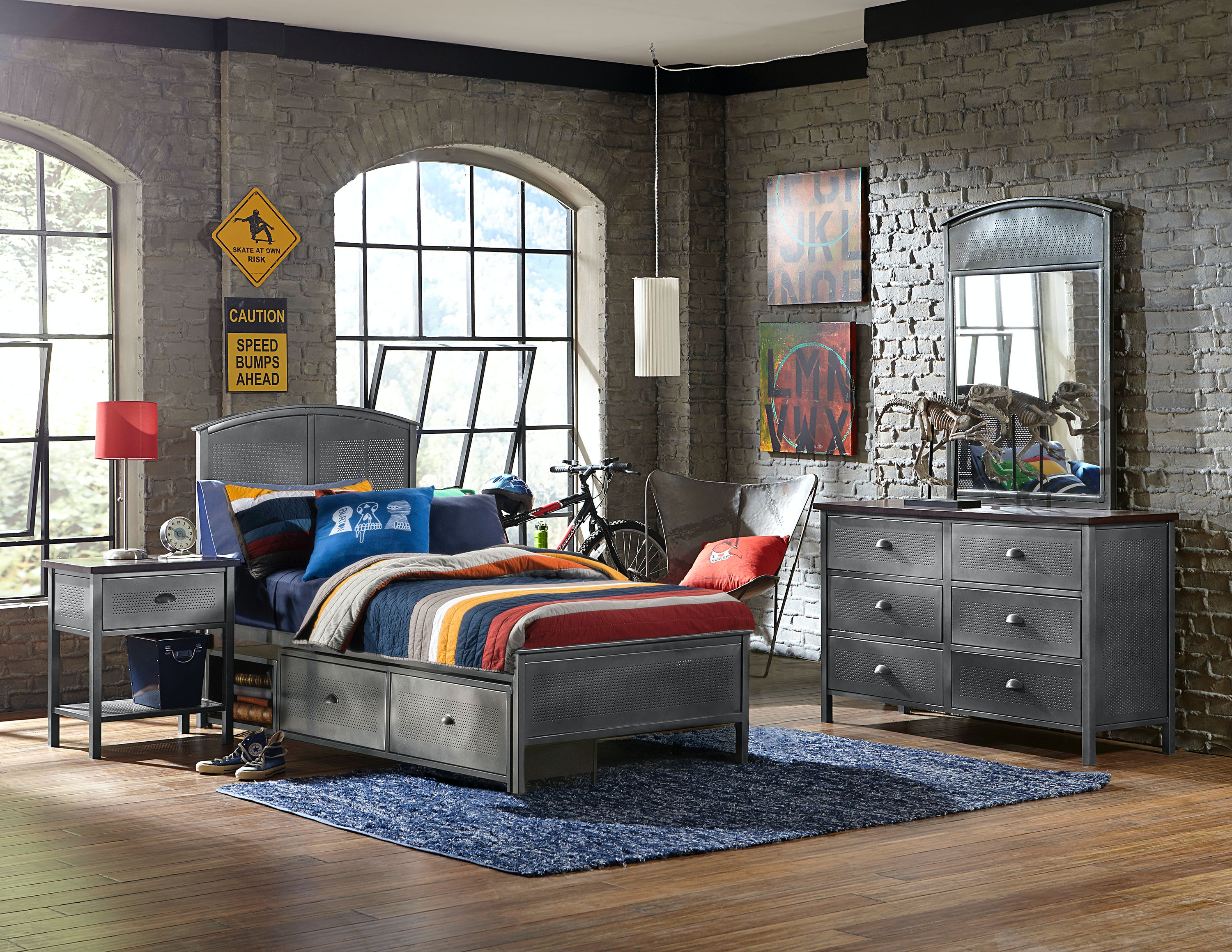 Custom Youth Bedroom Sets Painting