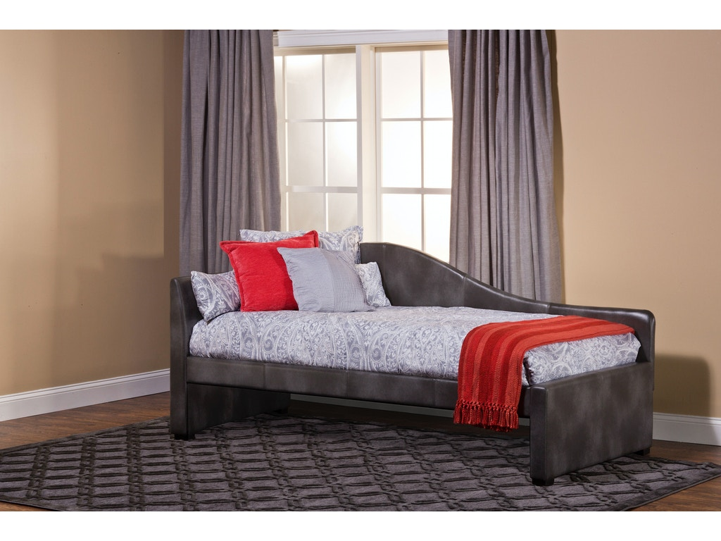 Hillsdale furniture bedroom winterberry daybed 1274db for Bedroom furniture greensboro nc