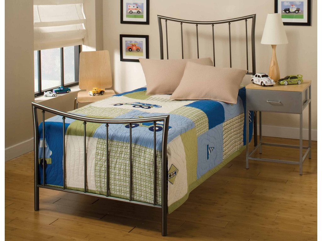 Hillsdale Furniture Bedroom Edgewood Duo Panel Twin 1333