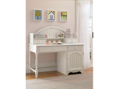 Hillsdale Furniture Westfield Desk and Hutch 1354D