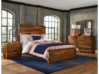 Hillsdale Furniture Madera 4-Piece Bedroom Set - King 1406BKR4SET