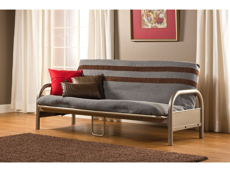 Hilale Furniture Living Room Geneva Futon Full 1455h Kettle River And Bedding Edwardsville Il St Louis Mo