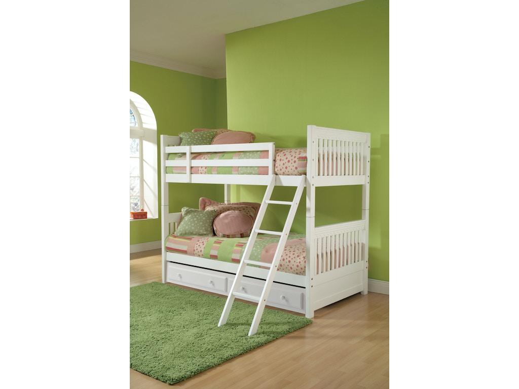 Hillsdale Furniture Youth Lauren Bunk Bed Twin 1528bb Great Deals On Furniture Martinez Ga