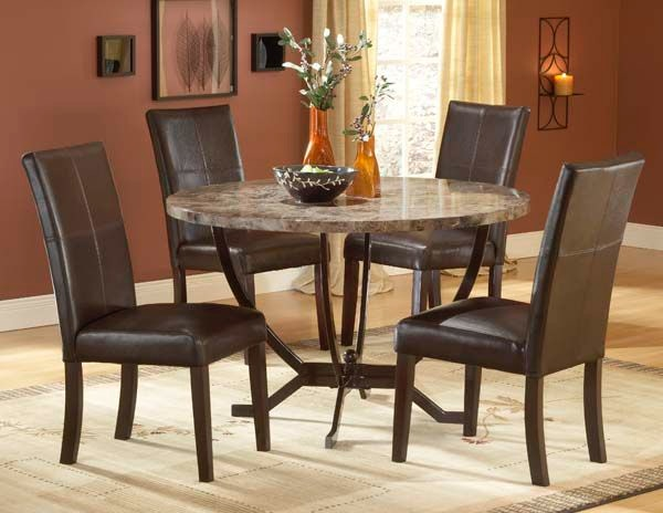 Hillsdale Furniture Dining Room Monaco Round Dining Table   Top 4142 811    Daws Home Furnishings   El Paso, TX