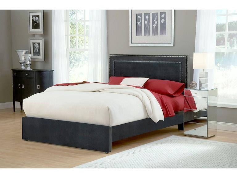 Hillsdale Furniture Bedroom Amber King Bed Set 1638BKRA - Hennen ...