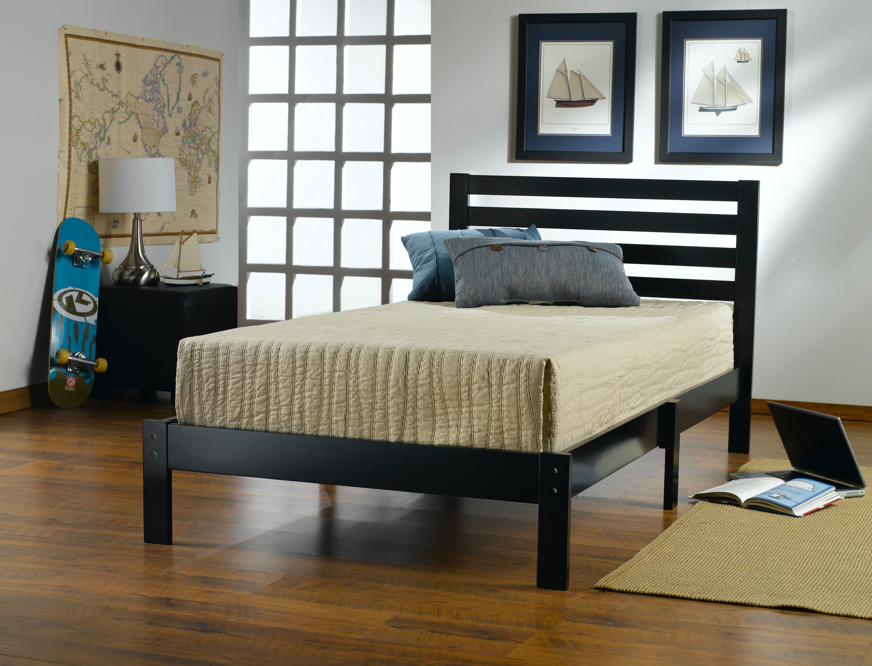 Hillsdale Furniture Youth Aiden Twin Bed Set 1757 330   Smith Village Home  Furniture   Jacobus And York, PA