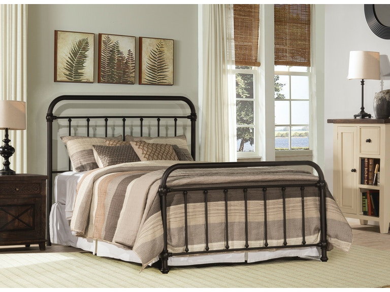 Hilale Furniture Kirkland Bed Set Queen 1863 500