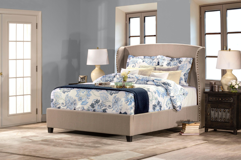 Hillsdale Furniture Bedroom Lisa Footboard   King 1930 680 At Carol House  Furniture