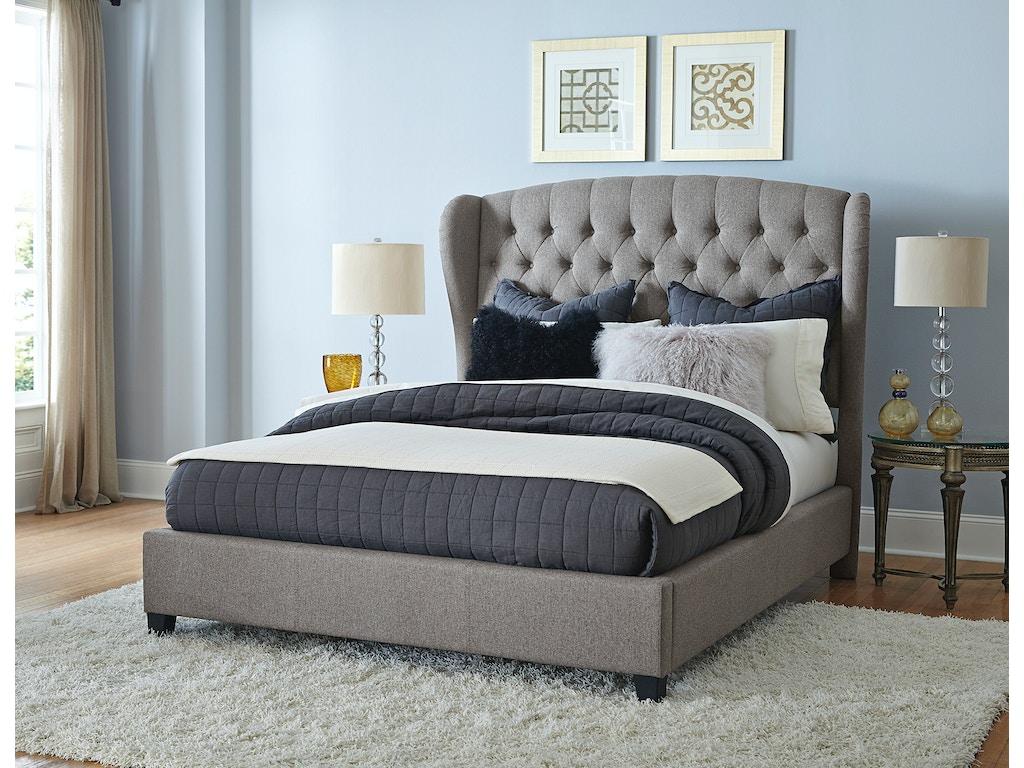 Hillsdale Furniture Bedroom Bromley Bed Set Queen Bed Rails Included 1943qbr Schmitt