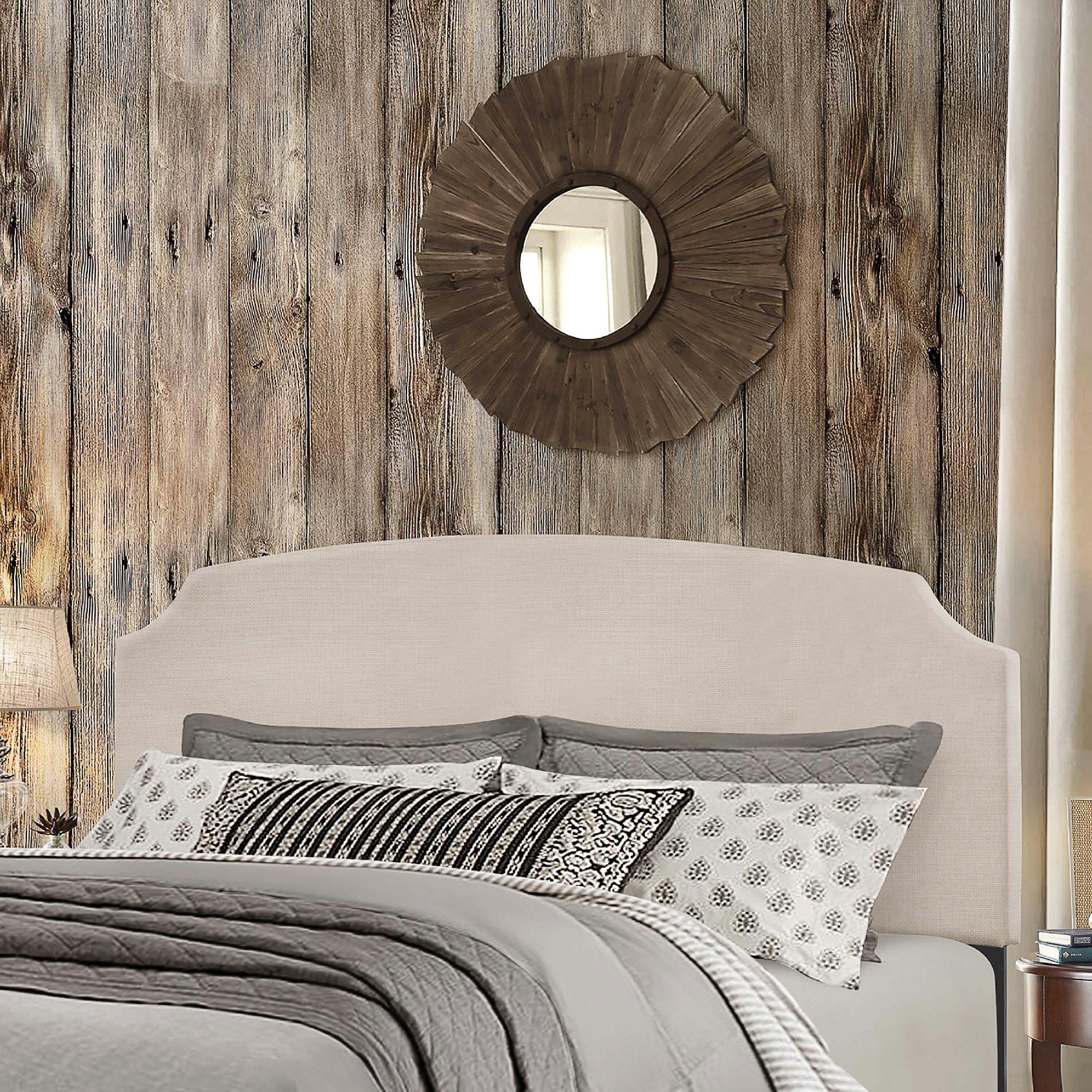 Beautiful Hillsdale Furniture Bedroom Desi Headboard   Full/Queen   Fog Fabric  2036 491   EMW Carpets U0026 Furniture   Denver, CO