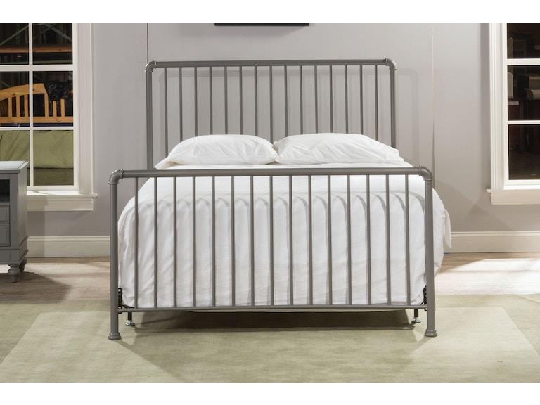 Hillsdale Furniture Bedroom Brandi Bed Set - Queen - Bed Frame ...