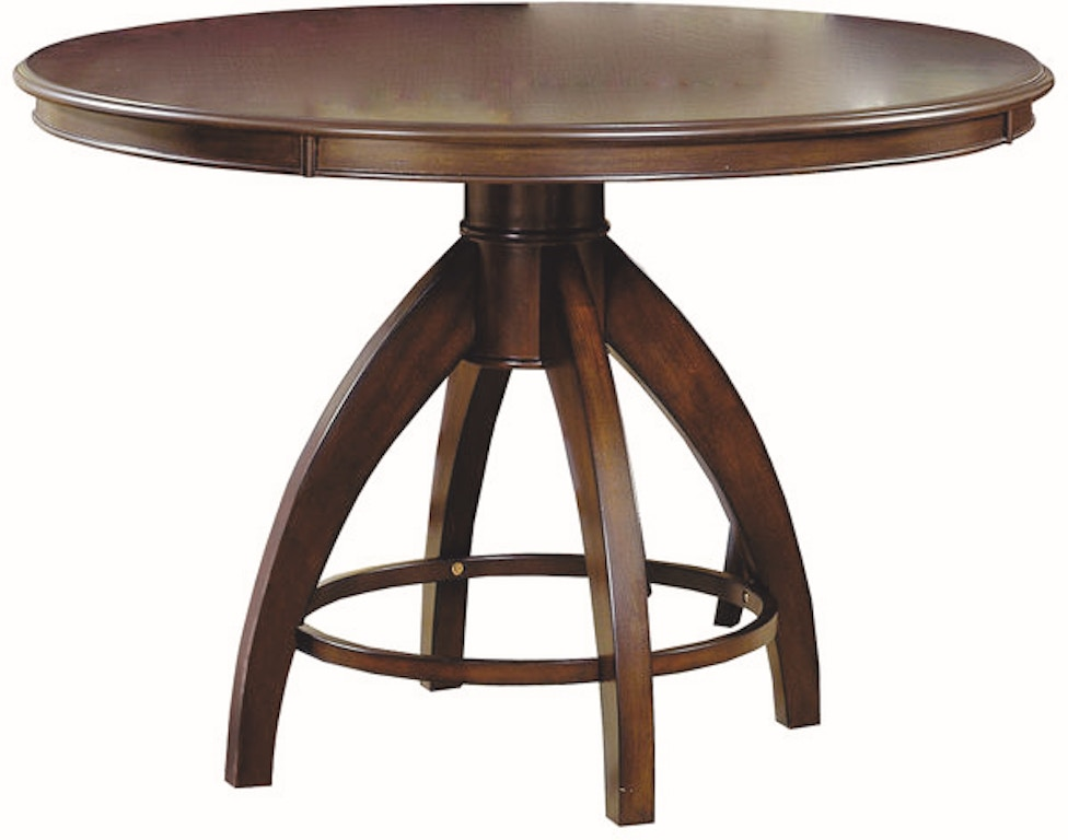 Hillsdale Furniture Nottingham Round Counter Height Table 4077DTBG Dining
