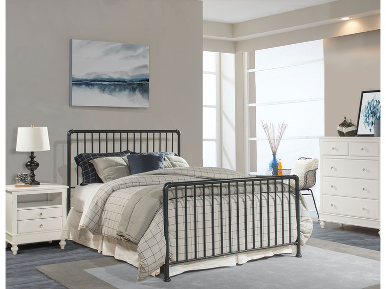 Hillsdale Furniture Youth Brandi Bed Set - Full - Bed Frame Not ...