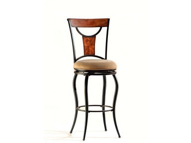 "Hillsdale Furniture Pacifico Swivel 26"" Barstool 457138"