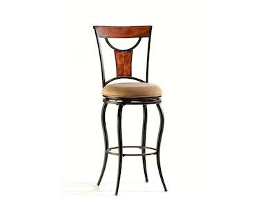 "Hillsdale Furniture Pacifico Swivel 30"" BarStool 457140"