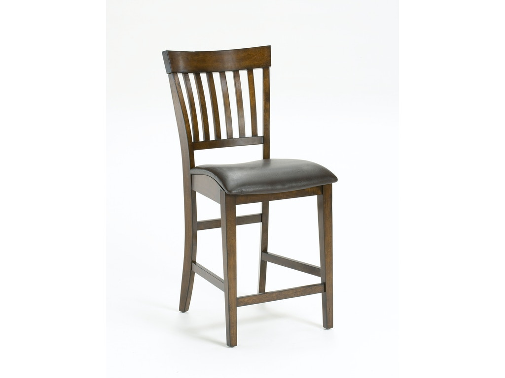 Hillsdale furniture dining room arbor hill non swivel for Non traditional dining room chairs