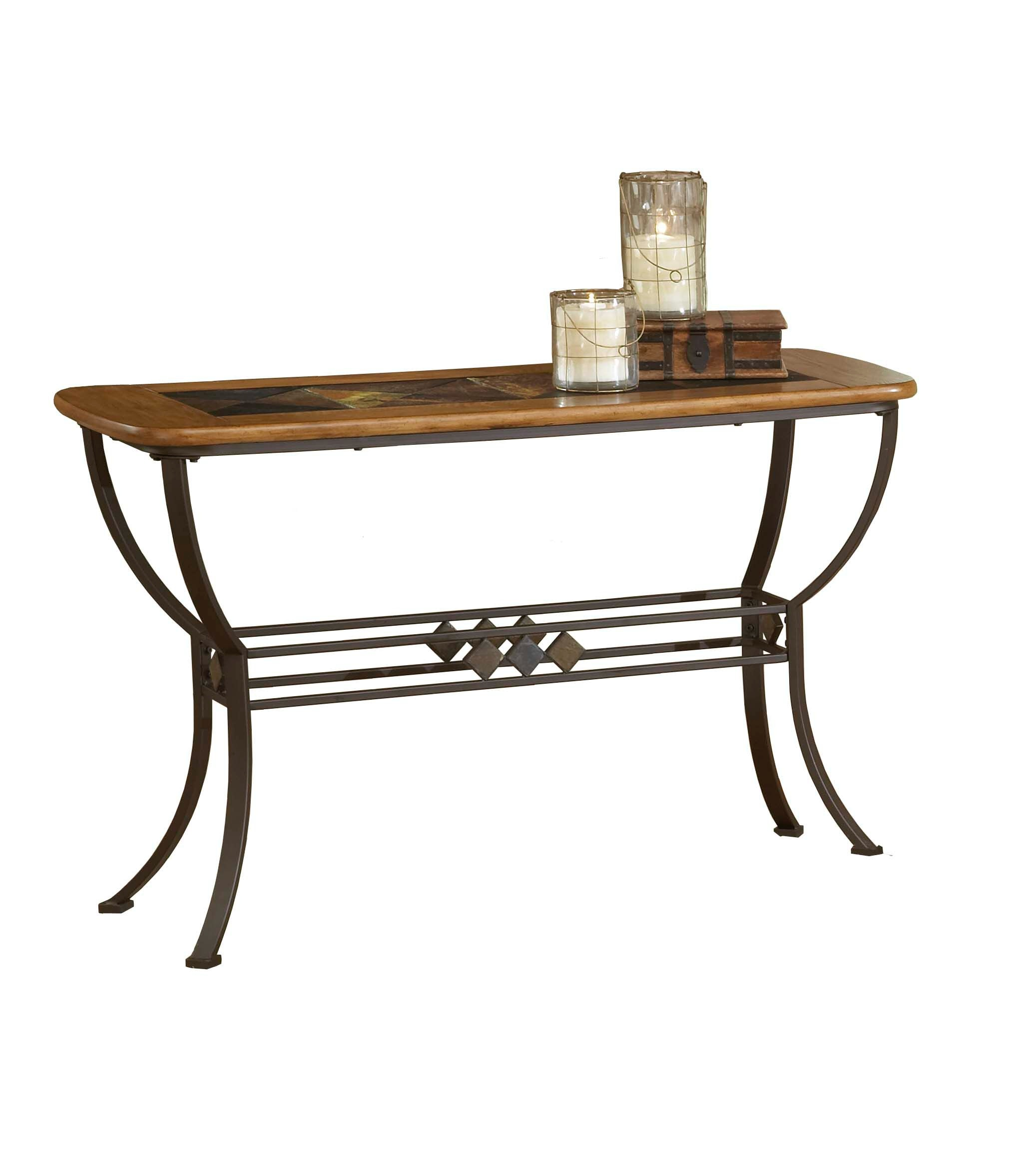 Hillsdale Furniture Living Room Lakeview Console Table 4264 887   Smith  Village Home Furniture   Jacobus And York, PA