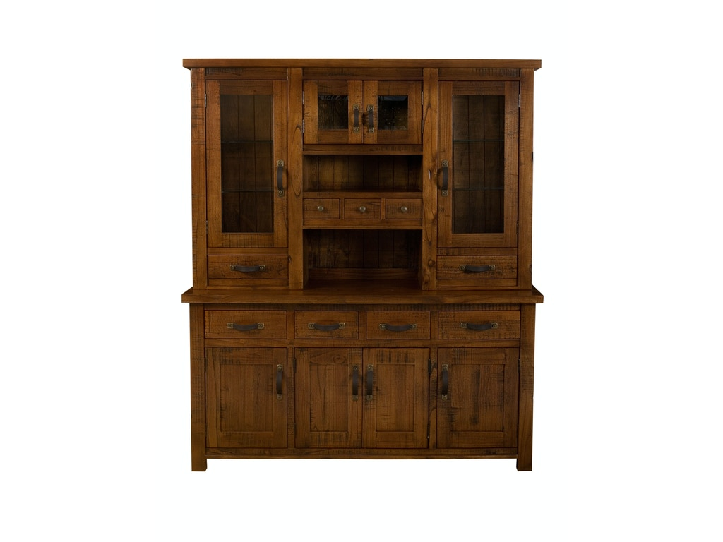 hillsdale furniture dining room outback buffet and hutch