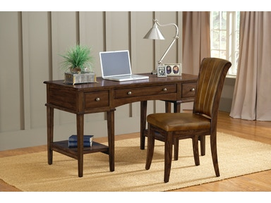 Hillsdale Furniture Gresham Desk and Chair - Cherry 4379GD