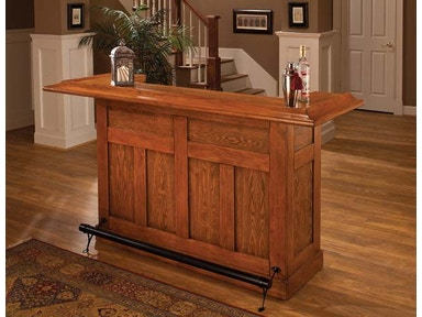 Hillsdale Furniture Classic Oak Large Bar - CTN A 62576a
