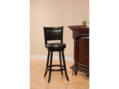 Hillsdale Furniture Dennery Swivel Bar Stool 4472-831