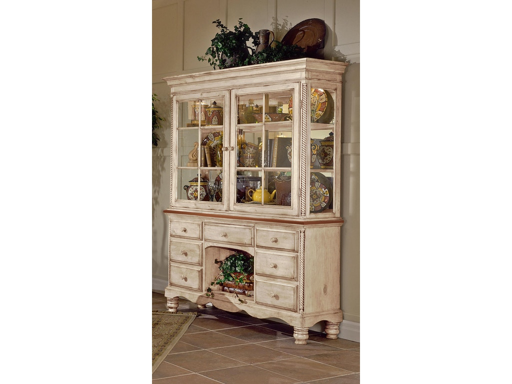 Hillsdale Furniture Dining Room Wilshire Buffet and Hutch 4508BH