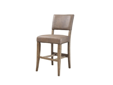 Hillsdale Furniture Charleston Parson Non-Swivel Stool - Set of 2 4670-824