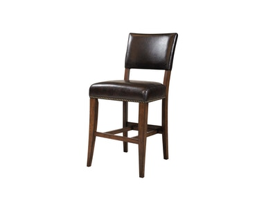 Hillsdale Furniture Cameron Parson Non-Swivel Stool - Set of 2 4671-824