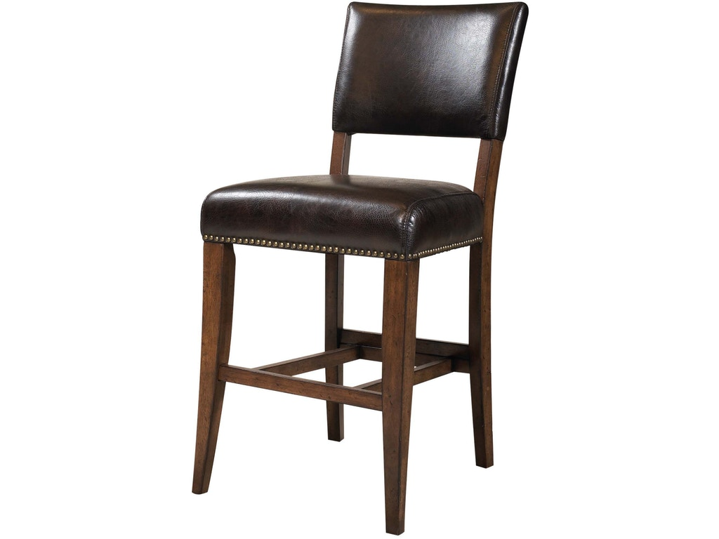 Hillsdale furniture dining room cameron parson non swivel for Non traditional dining room chairs