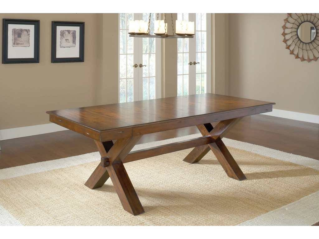 Hillsdale furniture bar and game room park avenue 11 piece for 11 piece dining table