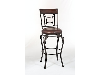 Hillsdale Furniture Granada Swivel Bar Stool 4702-830