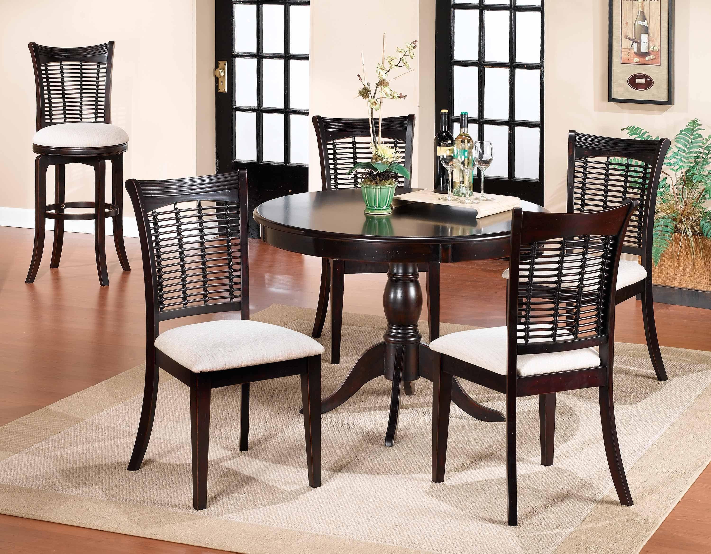 Hillsdale Furniture Dining Room Bayberry Round Pedestal Table Pedestal  4783 811 At EMW Carpets U0026 Furniture