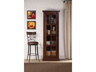 Hillsdale Furniture Tuscan Retreat ® Tall Single Door Cabinet 4793-1064W