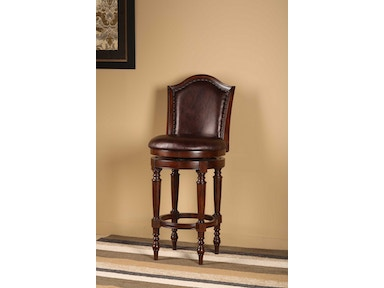 Hillsdale Furniture Barcelona Swivel Bar Stool 4899-830