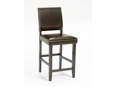 Hillsdale Furniture Arcadia Non-Swivel Parson Counter Stool 4180-823YM
