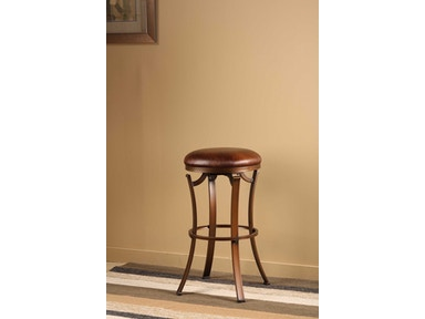Hillsdale Furniture Kelford Backless Swivel Bar Stool 4950-830