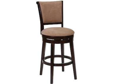 Hillsdale Furniture Armstrong Swivel Counter Stool 5065-826
