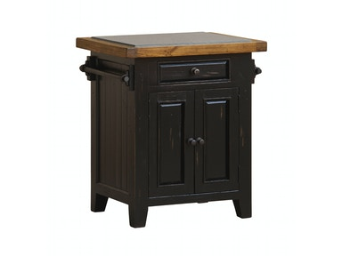 Hillsdale Furniture Tuscan Retreat® Small Granite Top Kitchen Island 5267-855W