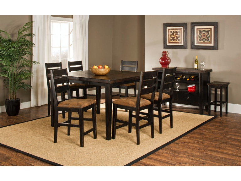 hillsdale furniture dining room killarney counter height