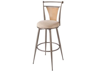 Hillsdale Furniture London Swivel Bar Stool 4183-830