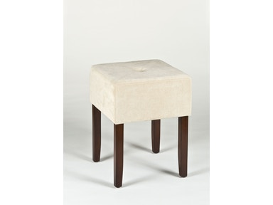 Hillsdale Furniture Bellamy Backless Vanity Stool 55240