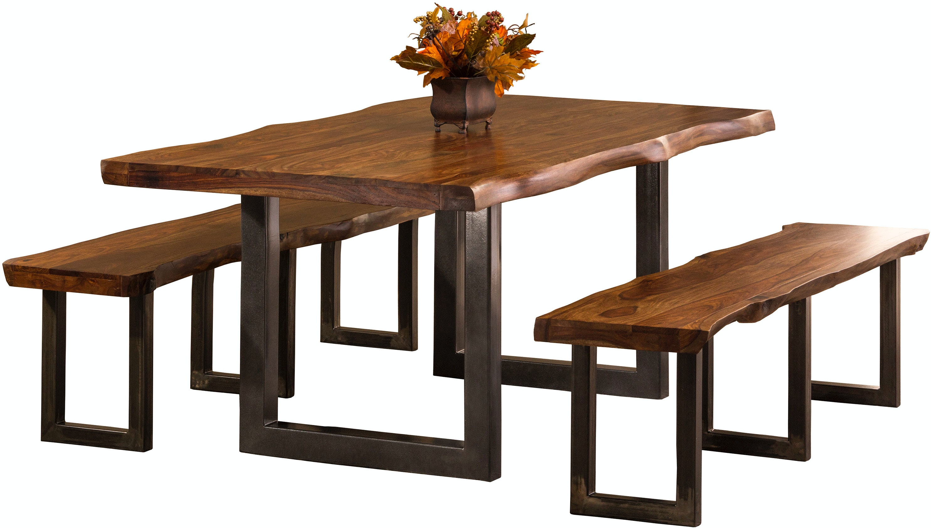 Hillsdale Furniture Dining Room Emerson 3 Piece Rectangle