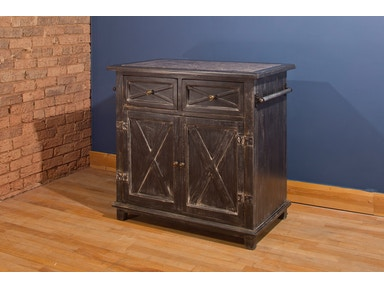 Hillsdale Furniture Bellefonte Kitchen Island 5731-890