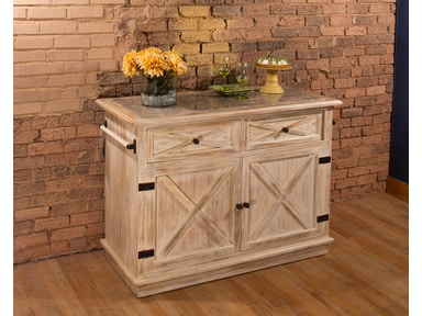 Hillsdale Furniture Carter Kitchen Island 5731-892