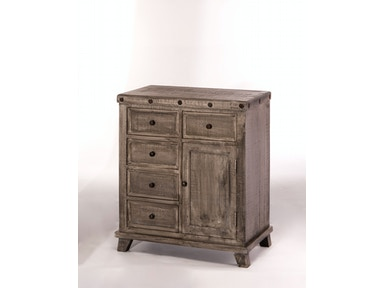 Hillsdale Furniture Bolt Accent Cabinet 5805-861