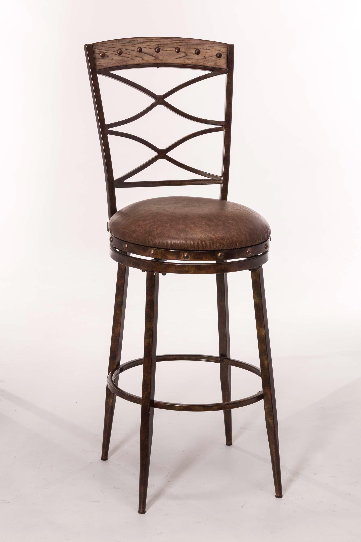 ... Hillsdale Furniture Emmons 3 Piece Bar Height Bistro Dining Set 5984BTS  ...
