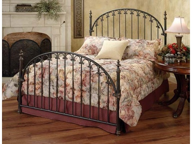 Hillsdale Furniture Kirkwell Headboard - Full/Queen - Rails not included 1038-490
