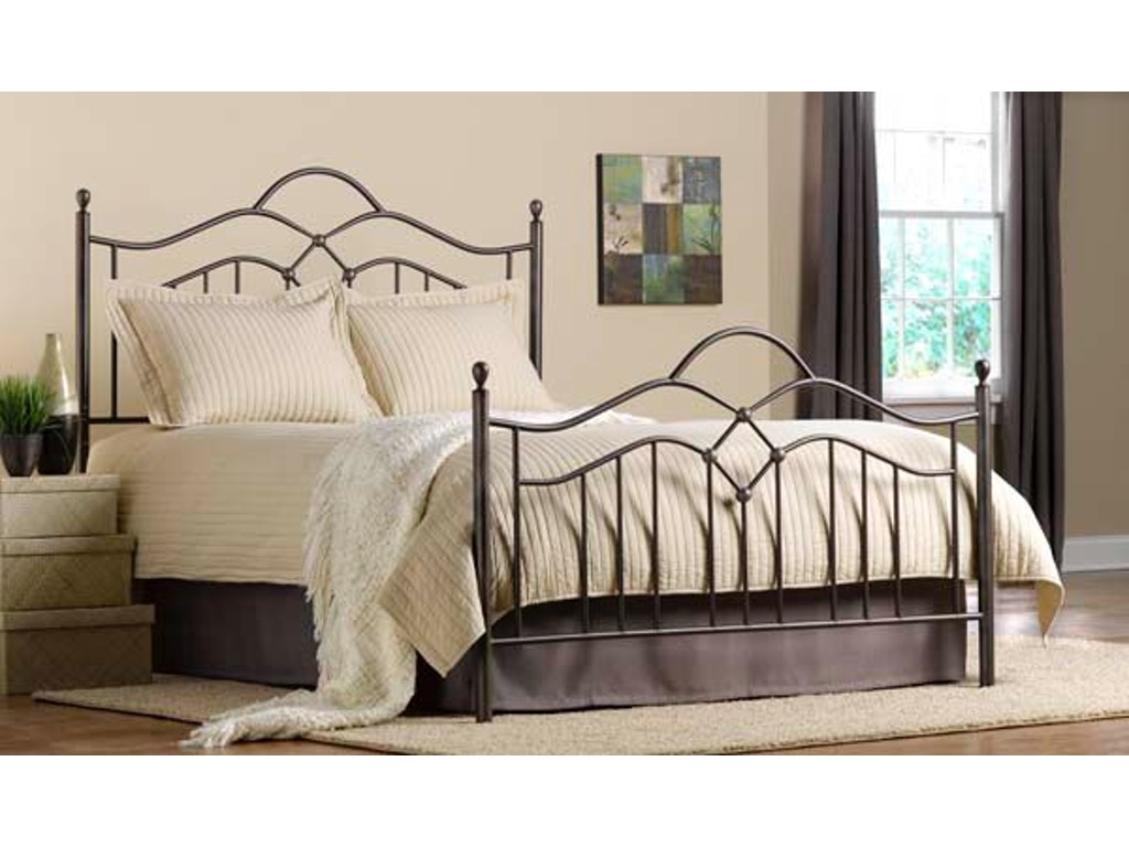 hillsdale furniture oklahoma bed set full rails not included 1300