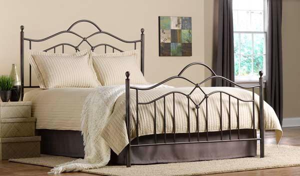 Hillsdale Furniture Oklahoma Duo Panel   King 1300 670