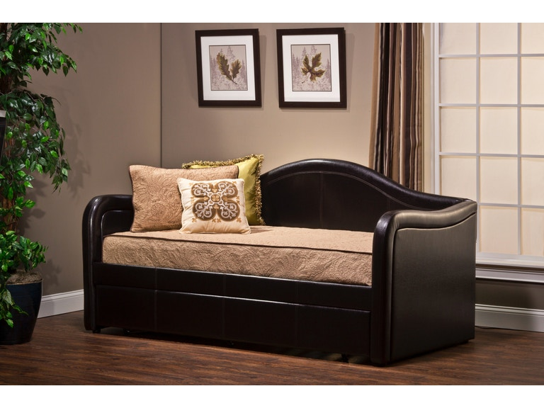 Hillsdale Furniture Bedroom Brenton Daybed With Trundle 1719dbt Weiss Furniture Company